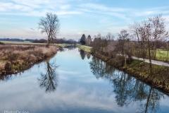 2014 - Niddabrücke - Januar