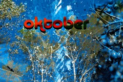 Etwas experimentel - Oktober 2019