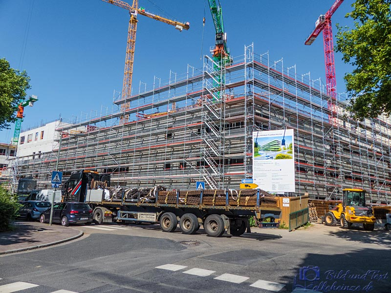Neubau des Klinikums Frankfurt-Höchst