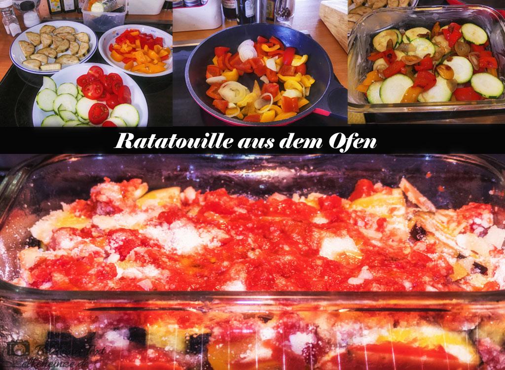 Ratatouille-ofen