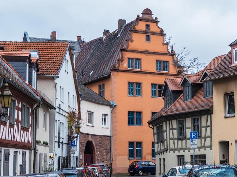 Haus Greiffenclau in der Wed