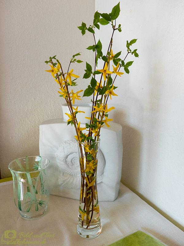 Zweige in der Vase