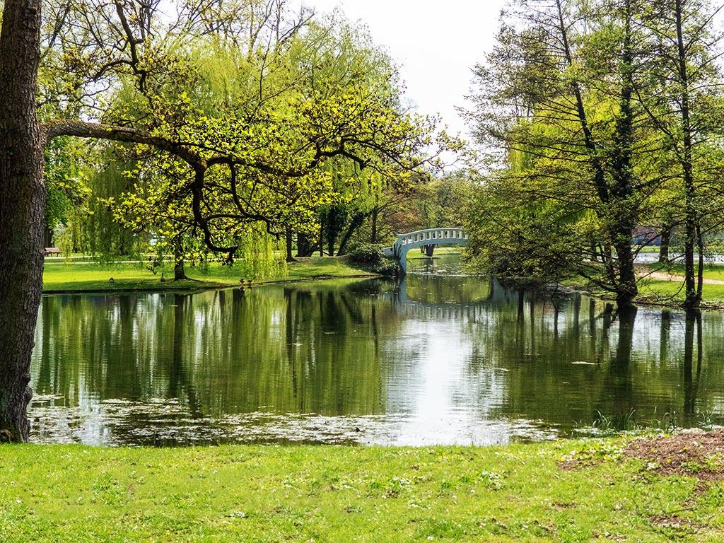 Stadtpark April 2019