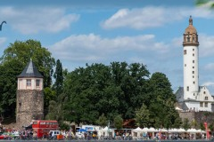 Juni-Juli mit Schloßfest