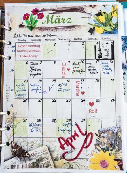 """Mein letztes ordentliches """"Monthly"""""""
