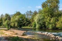 2017 - Nidda Wildwasser / Altes Höchster Wehr