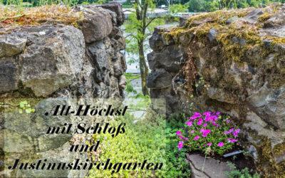 Rosen, Main und alte Gemäuer