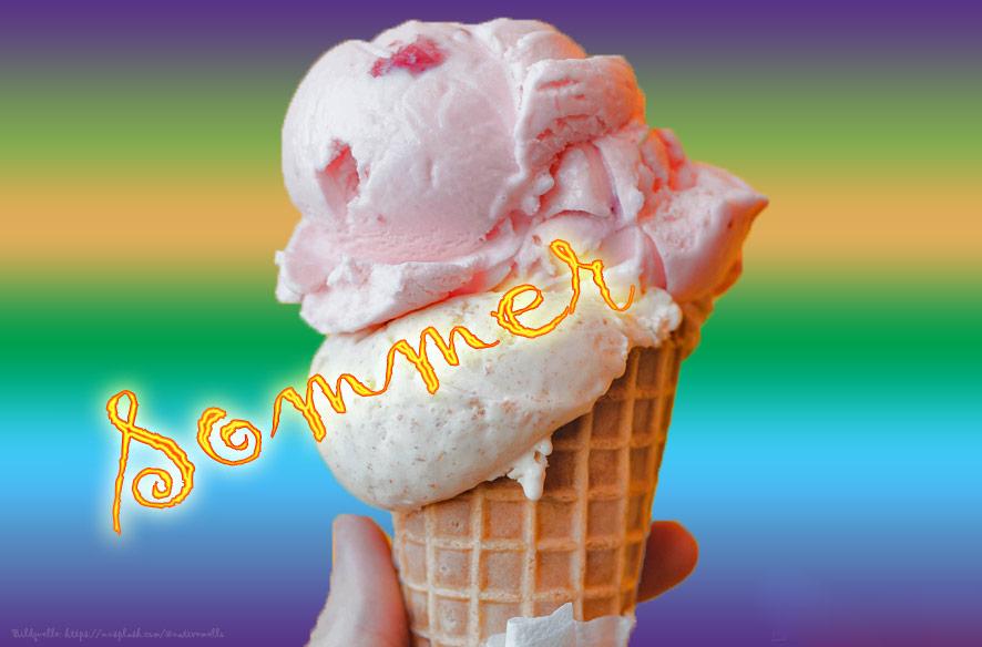 """Was heißt hier """"Sommeranfang""""?"""