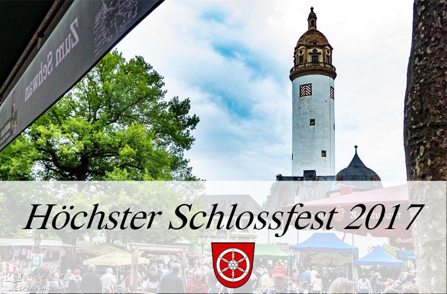 Höchster Schlossfest 2017