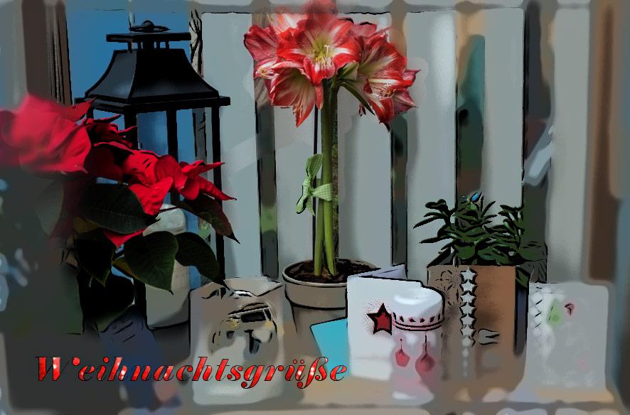 Sternenzauber und andere Weihnachtsgrüße