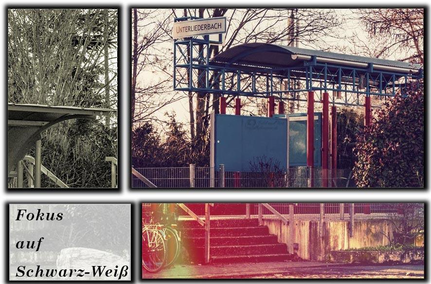 Fokus: Bahnhof Unterliederbach