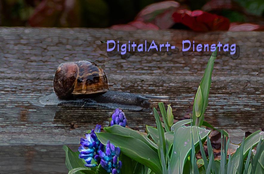 DigitalArt Dienstag #8