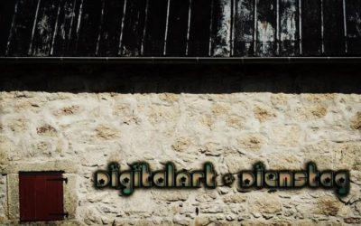 DigiArt-Dienstag (Horrorhaus)