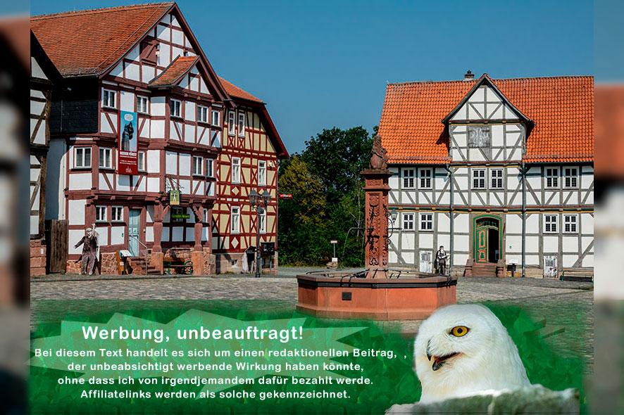 Freilichtmuseum Hessenpark & DigitalArt