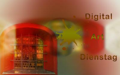 DigitalArt-Dienstag im September