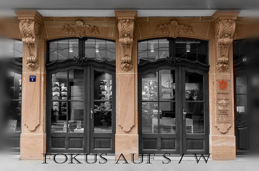 Buntes & Fokus auf S/W