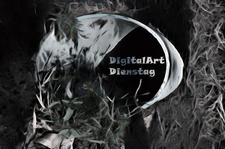 DigitalArt mit Jeanie