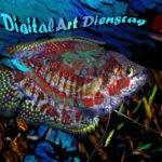 DigiArtDienstag - Fisch oder was?