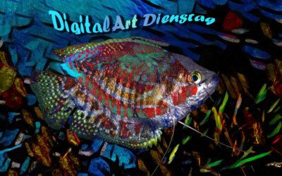 DigiArtDienstag – Fisch oder was?