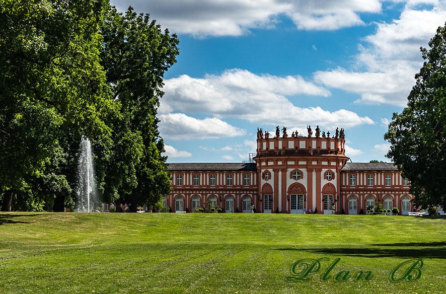Schlosspark Biebrich / Rhein