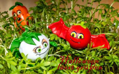 Gemüse unter sich