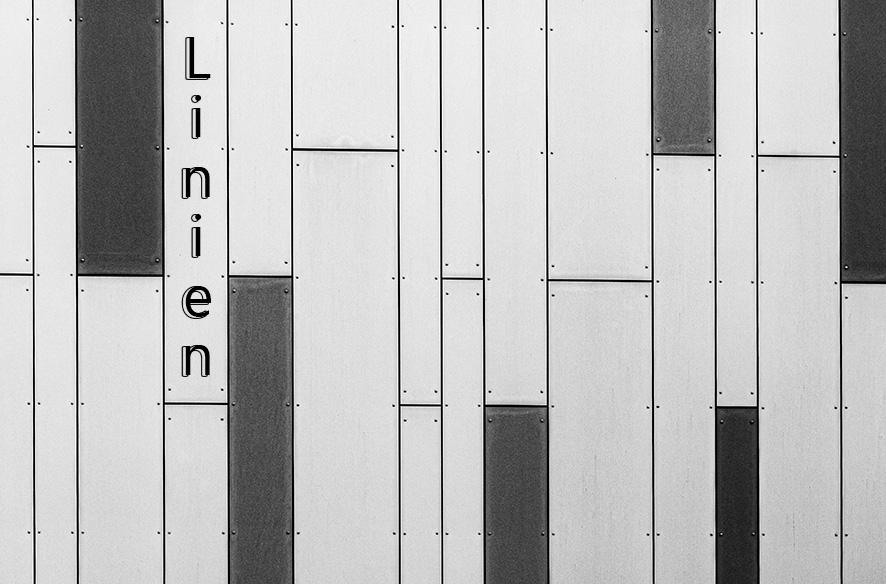 Fotoaufgabe 'Linien'