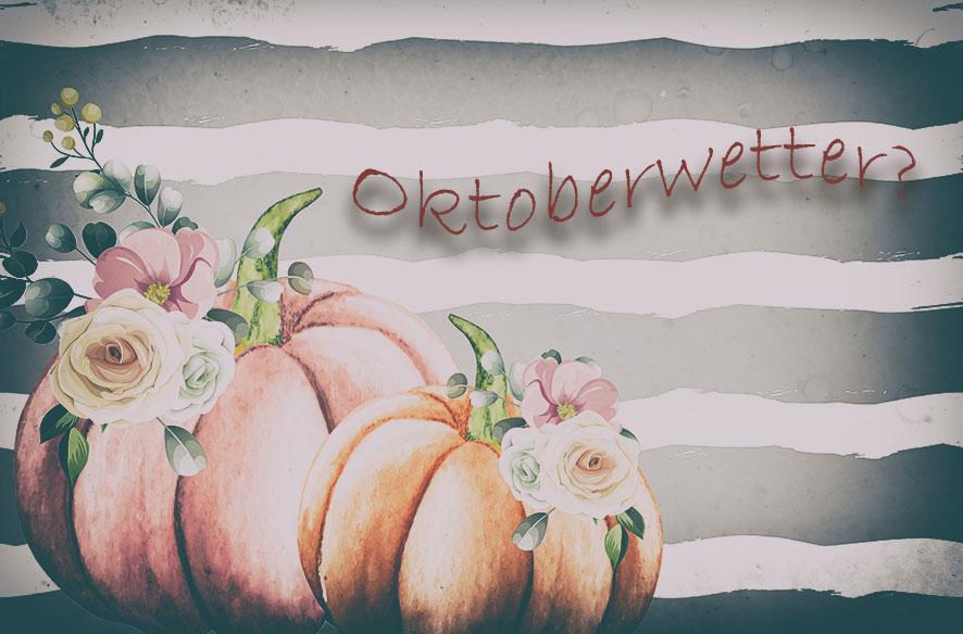 1. Oktober – grau & nass