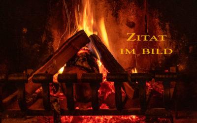 Ein feuriges ZiB