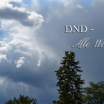 Der Naturdonnerstag - Alle Wetter!