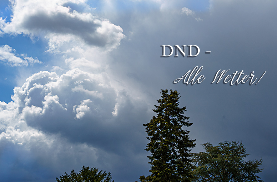 Der Naturdonnerstag – Alle Wetter!